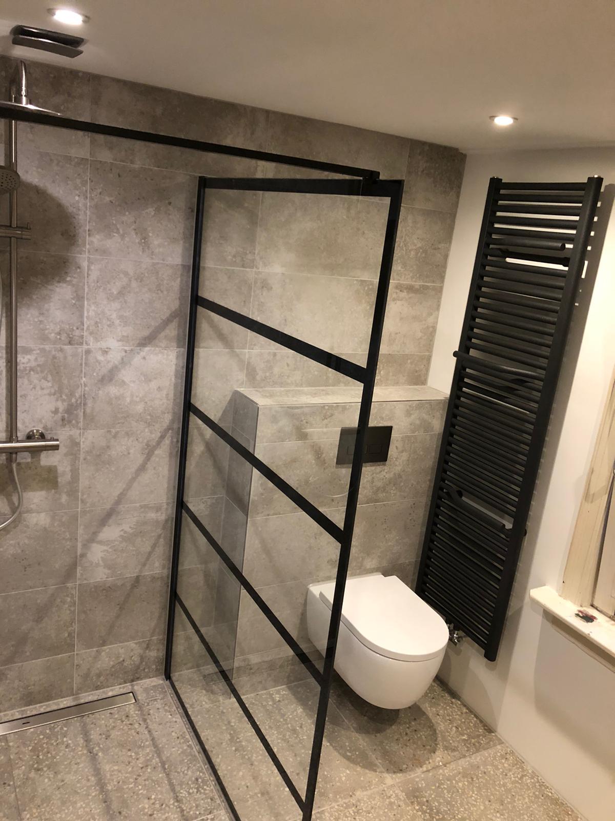 Badkamer 1-10 afgerond