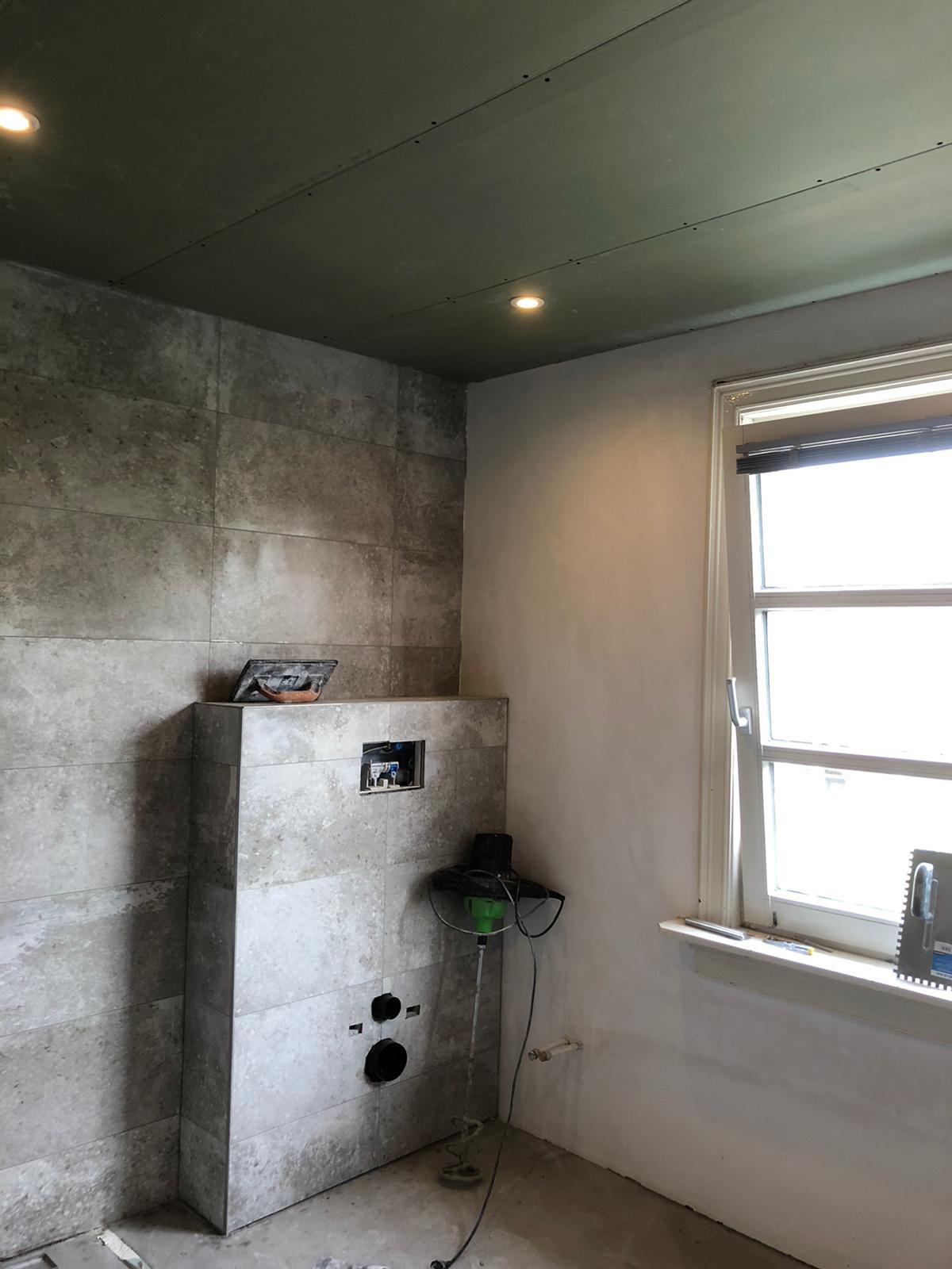 Badkamer 1-6 afgerond