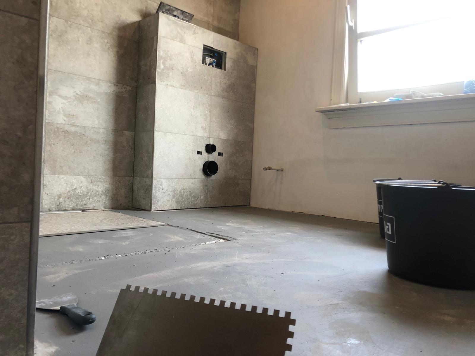 Badkamer 1-7 afgerond
