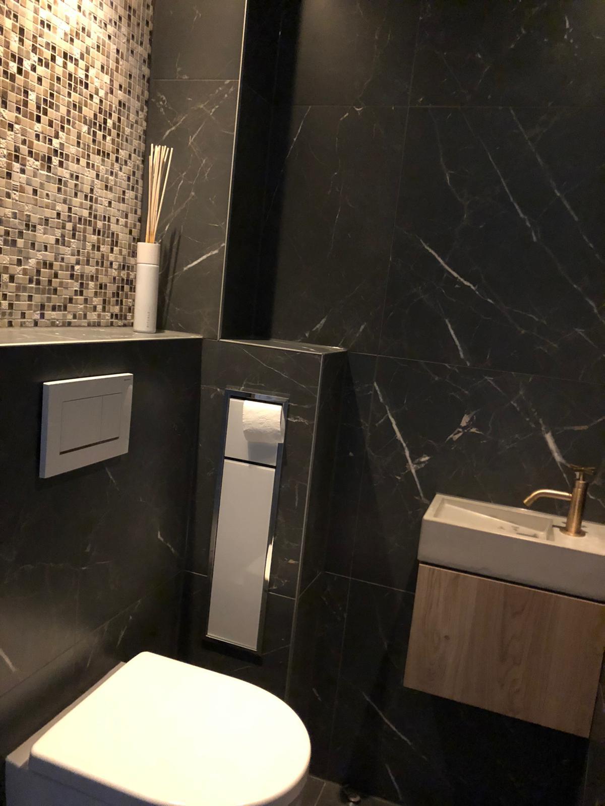 Sanitair badkamer Twente 8