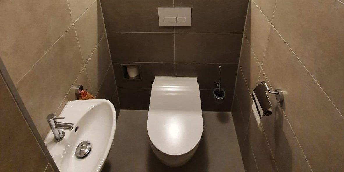 Toiletruimte Almelo 4-12-2020