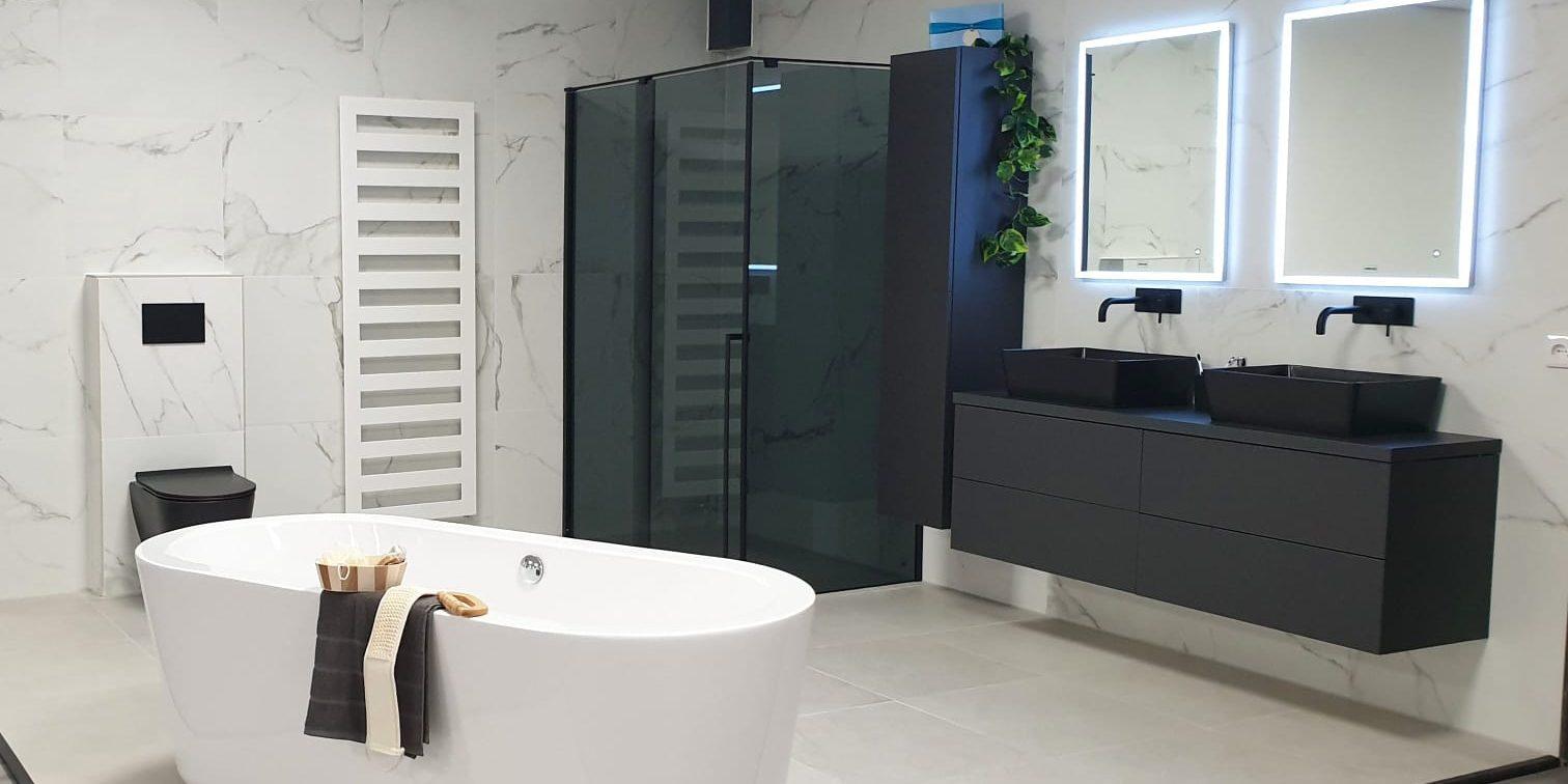 Luxe badkamer Almelo